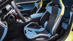 BMW M3 e M4 Competition, che effetto fa il giro di pista? Prova video - Immagine: 36