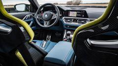BMW M3 e M4 Competition, che effetto fa il giro di pista? Prova video - Immagine: 37