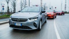 """Opel Corsa, Peugeot 208, Renault Clio: la """"piccola"""" grande sfida - Immagine: 4"""