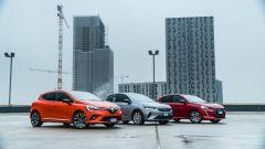 """Opel Corsa, Peugeot 208, Renault Clio: la """"piccola"""" grande sfida - Immagine: 38"""