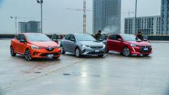 """Opel Corsa, Peugeot 208, Renault Clio: la """"piccola"""" grande sfida - Immagine: 99"""