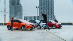 """Opel Corsa, Peugeot 208, Renault Clio: la """"piccola"""" grande sfida - Immagine: 101"""