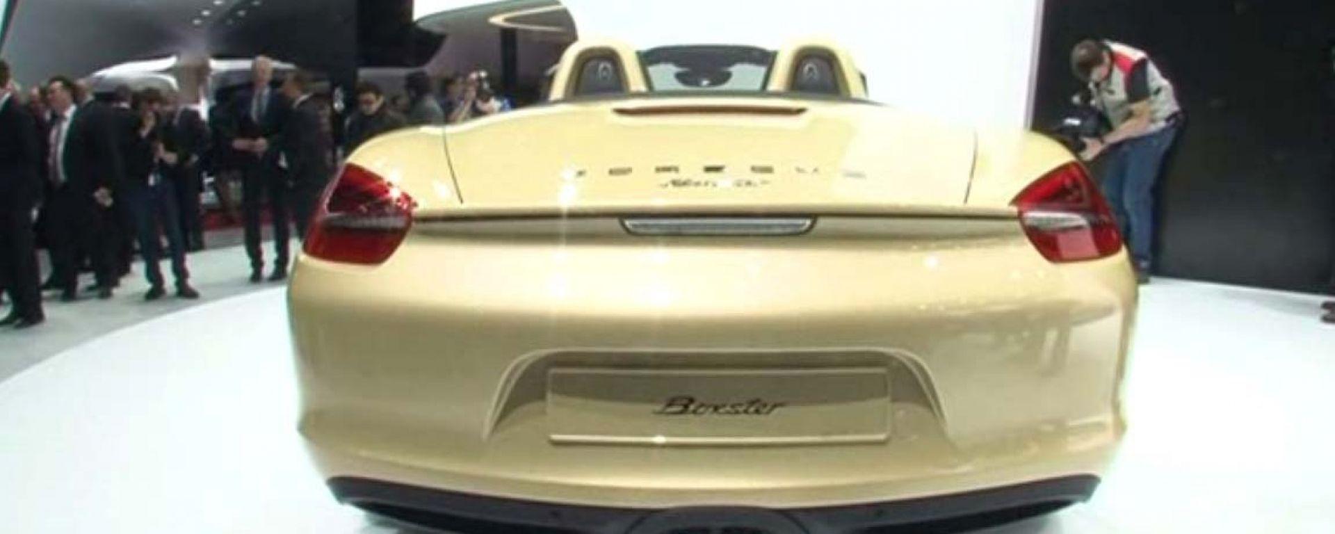 Salone di Ginevra 2012: Porsche