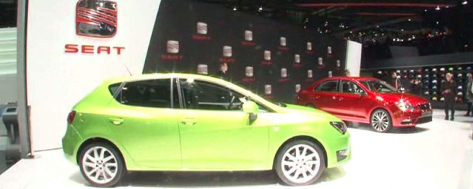 Salone di Ginevra 2012: Seat