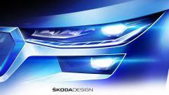 Skoda Kodiaq 2021, il video teaser