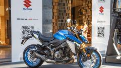 VIDEO: Suzuki GSX-F 1000 e GSX-RR MotoGP a MIMO 2021