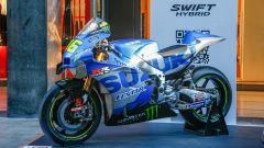 Video: novità Suzuki moto al MIMO 2021 con il presidente Massimo Nalli - Immagine: 3