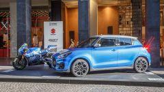 VIDEO: Swift hybrid, gsx-s 1000 e fuoribordo Suzuki a MIMO 2021