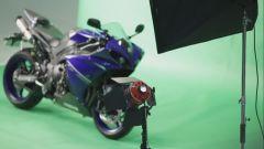 Backstage di Valentino Rossi e Bridgestone - Immagine: 3