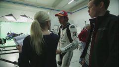 Backstage di Valentino Rossi e Bridgestone - Immagine: 11