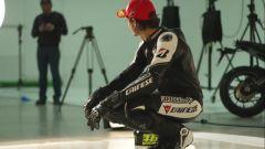 Backstage di Valentino Rossi e Bridgestone - Immagine: 9