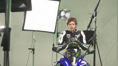 Backstage di Valentino Rossi e Bridgestone - Immagine: 1