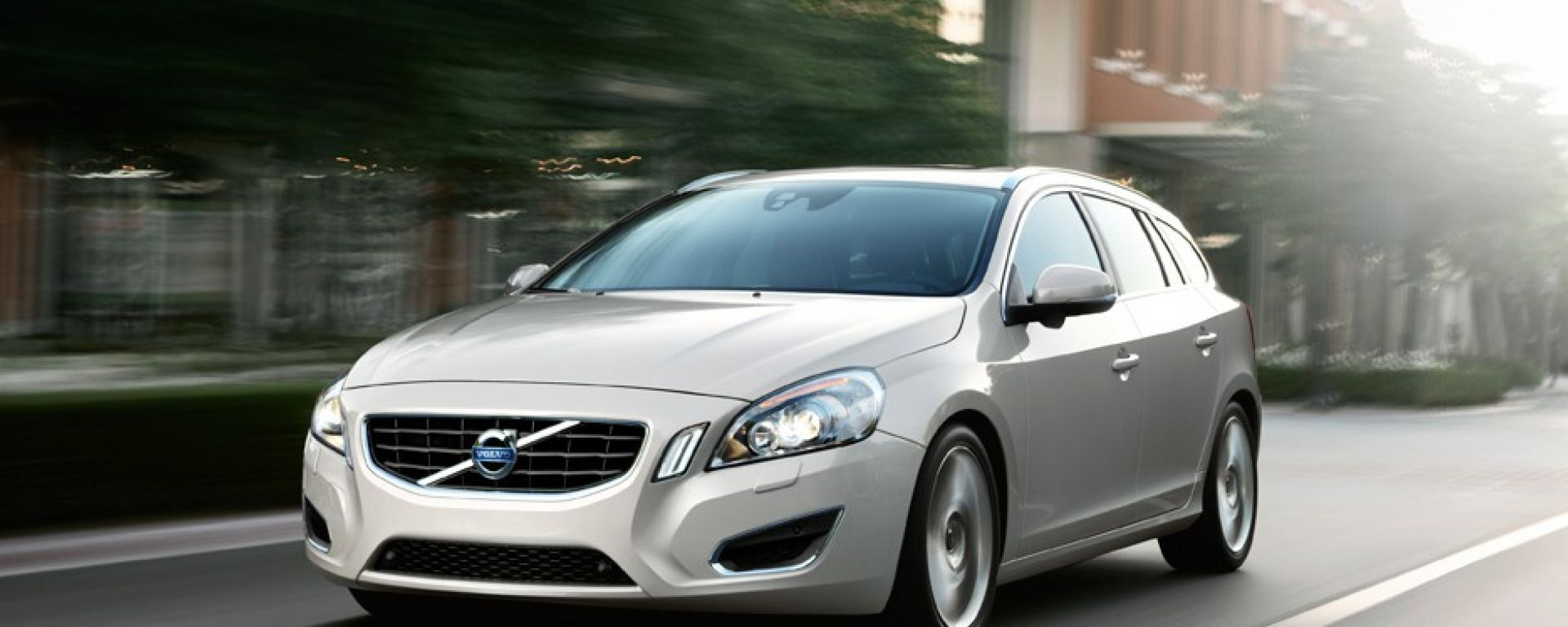 Video Volvo V60 ibrida plug-in