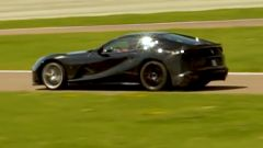 In un video YouTube la nuova Ferrari 812 Superfast in pista: sarà GTO? - Immagine: 3
