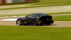 In un video YouTube la nuova Ferrari 812 Superfast in pista: sarà GTO? - Immagine: 5
