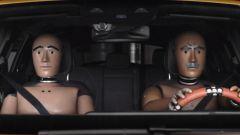 Video Youtube: Mercedes e i simpatici manichini dei crash test