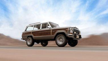 Vigilante Jeep Grand Wagoneer: mostro da oltre 1.000 CV