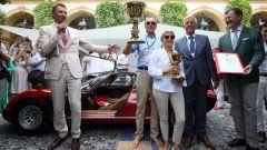 Villa d'Este 2018: vincono Alfa Romeo e Ferrari - Immagine: 4