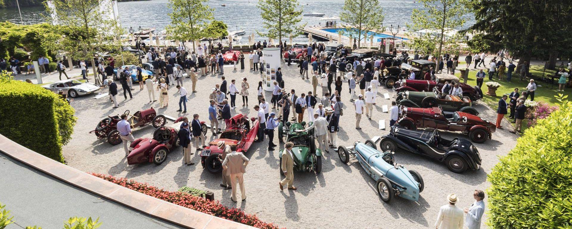 Il Concorso d'Eleganza Villa d'Este spostato al 2021