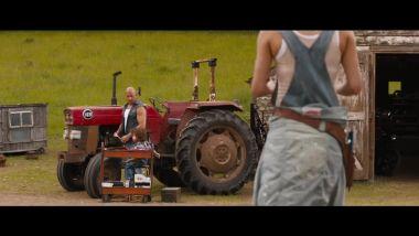 Vin Diesel è Dominic Toretto in Fast & Furious 9