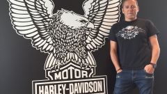Vincenzo Panariello Harley-Davidson