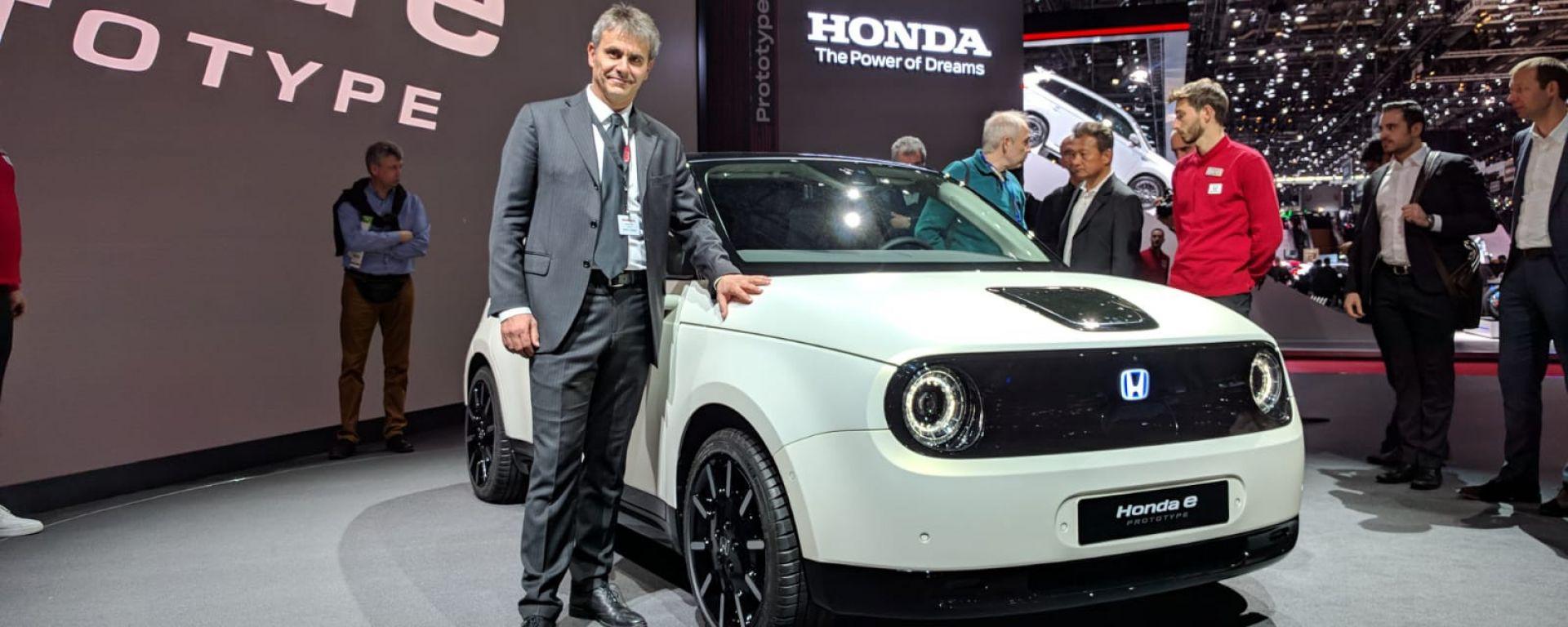 Vincenzo Picardi, responsabile comunicazione e ufficio stampa Honda Italia