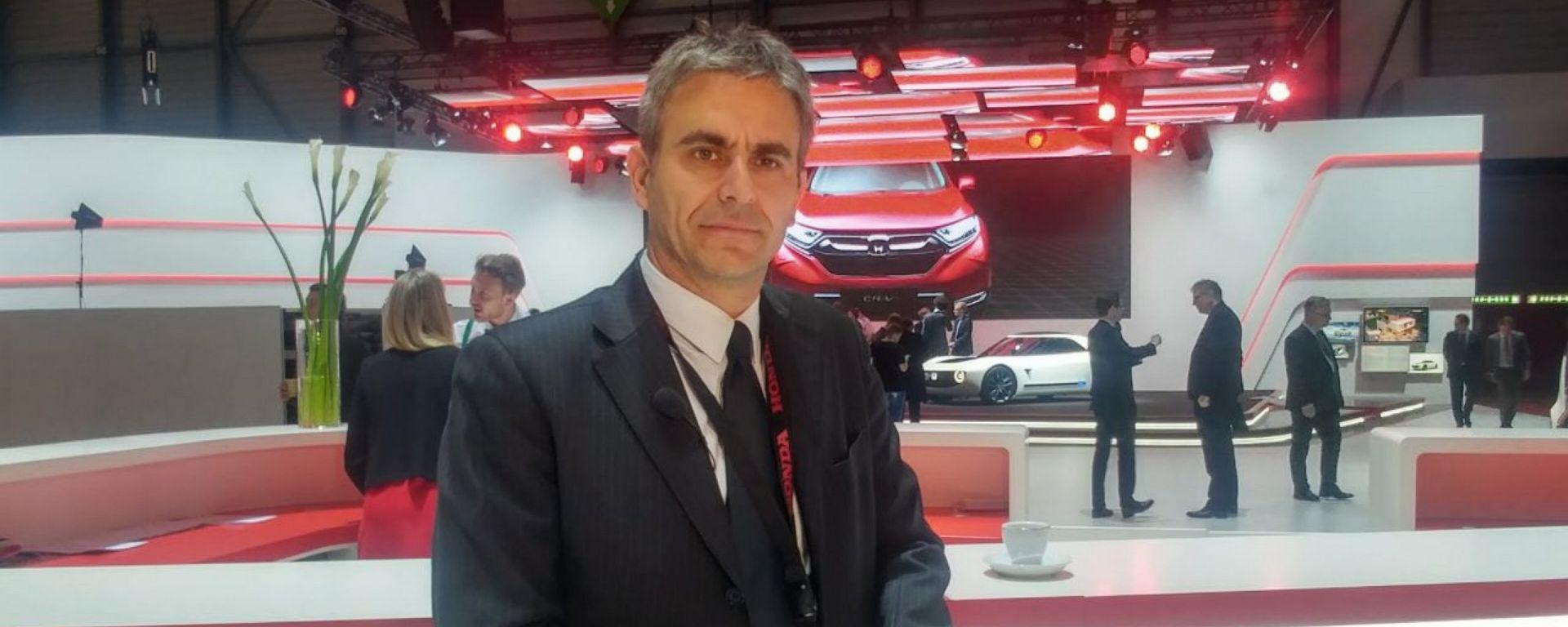 Vincenzo Picardi, Responsabile Ufficio Stampa e Relazioni Esterne Honda Italia