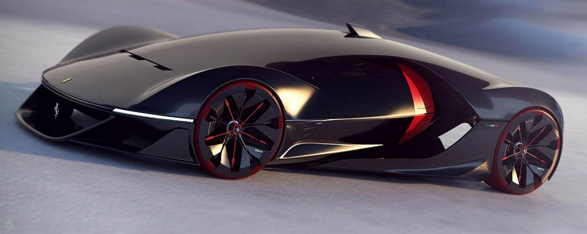 Ferrari Top Design School Challenge: i vincitori