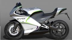 Vins EV-01, nata in collaborazione con Zero Motorcycles