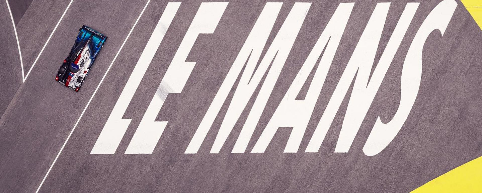 Virtual 24H Le Mans: la Rebellion Williams Esport #01 di Raffaele Marciello in pista