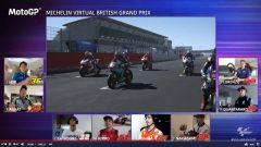 Virtual MotoGP, a Silverstone vince a sorpresa...