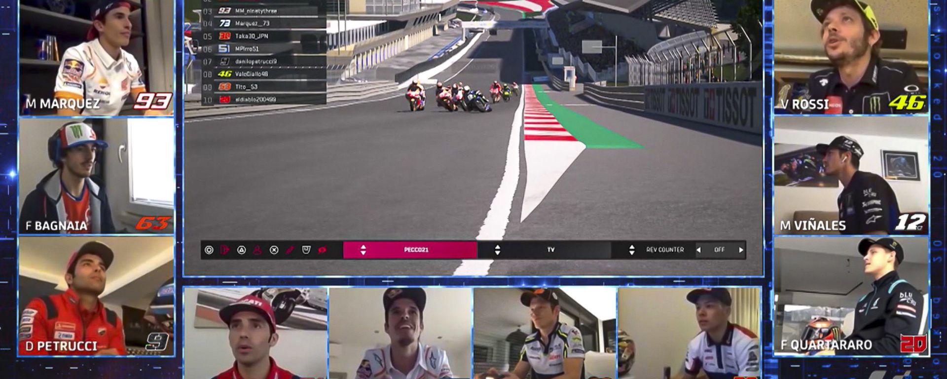 Virtual Race II MotoGP