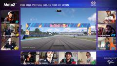 #VirtualSpanishGP eSports Virtual Grand Prix Spain Moto2