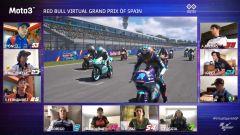 #VirtualSpanishGP eSports Virtual Grand Prix Spain Moto3