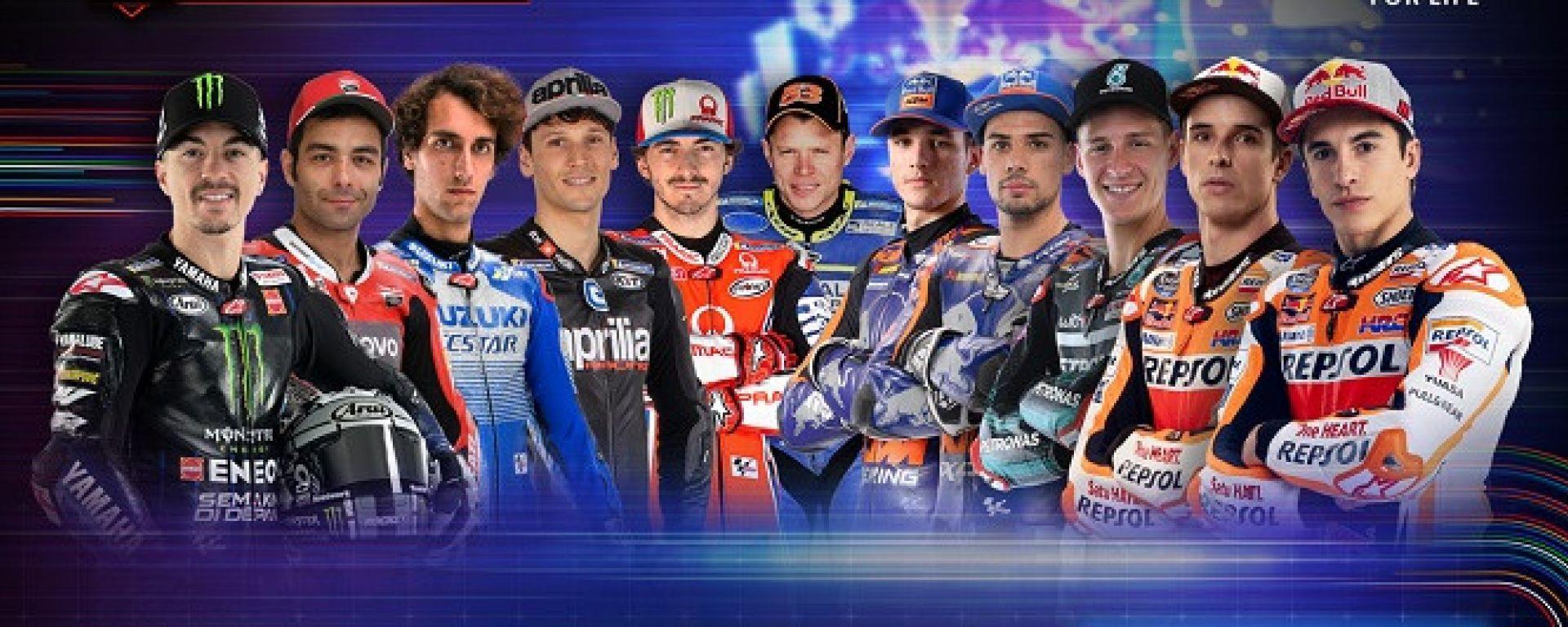 #VirtualSpanishGP eSports Virtual Grand Prix Spain MotoGP