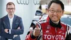 Strategie diverse per Audi e Toyota sulle auto elettriche
