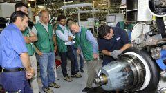 Michelin: come nascono le gomme da corsa - Immagine: 2