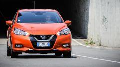 Visuale anteriore - Nissan Micra My 2017
