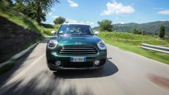 Visuale frontale - Mini Countryman 4x4 All4