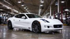 VLF Destino V8: l'auto elettrica con la Superbatteria le somigliera?