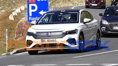 Volkswagen Aero B, visuale di 3/4 anteriore