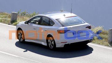 Volkswagen Aero B, visuale di 3/4 posteriore dall'alto