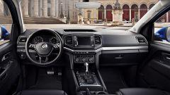 Volkswagen Amarok Aventura, gli interni