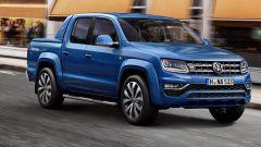 Volkswagen Amarok Aventura V6: nuovo look e motori 3.0 TDI - Immagine: 1