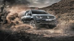 Volkswagen Amarok Aventura: sul pick up debutta il V6 diesel da 258 CV