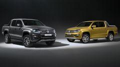 Volkswagen Amarok: un restyling e una concept a Francoforte 2017 - Immagine: 1