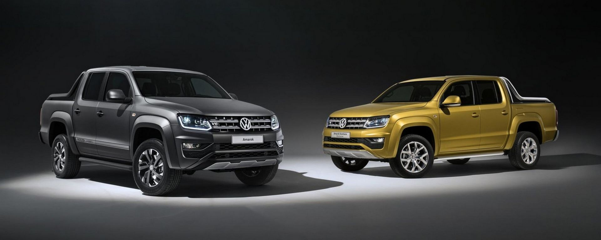 Volkswagen Amarok: un restyling e una concept a Francoforte 2017