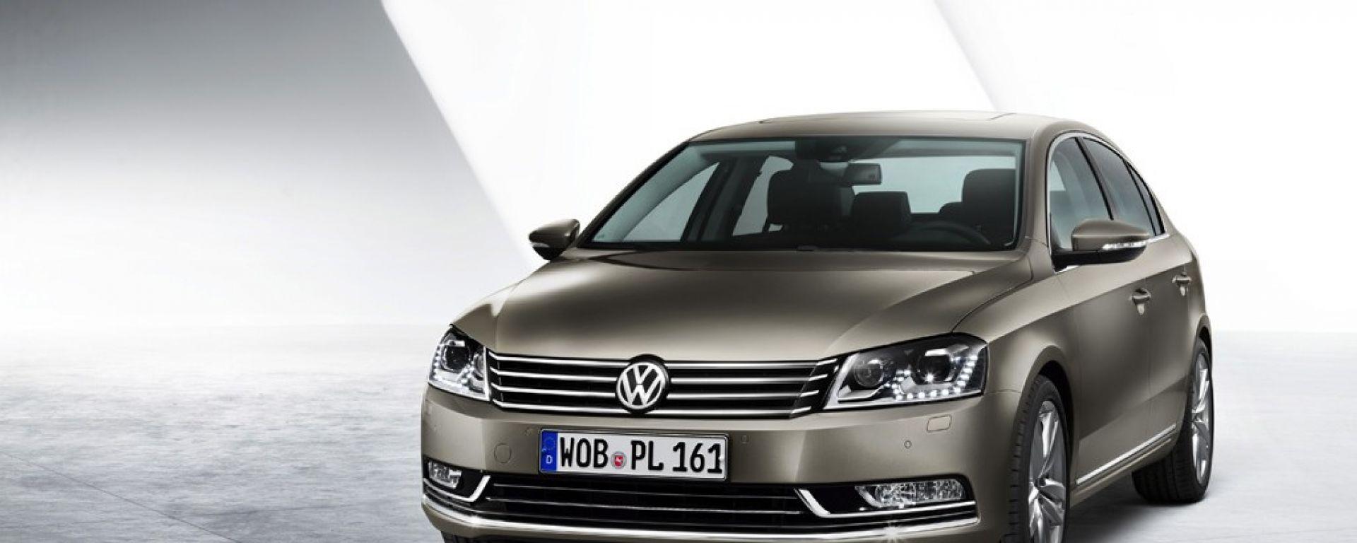 Volkswagen: arriverà nel 2013 l'ibrido plug-in