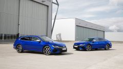 Volkswagen Arteon 2020: le versioni R berlina e Shooting Brake