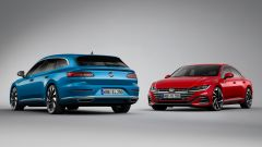 Volkswagen Arteon 2020: le versioni R-Line berlina e Shooting Brake